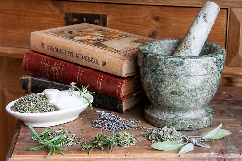 Herbasensia örtterapi